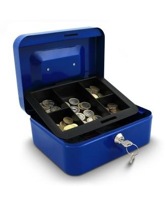 20 cm monetų dėklas (mėlynas)
